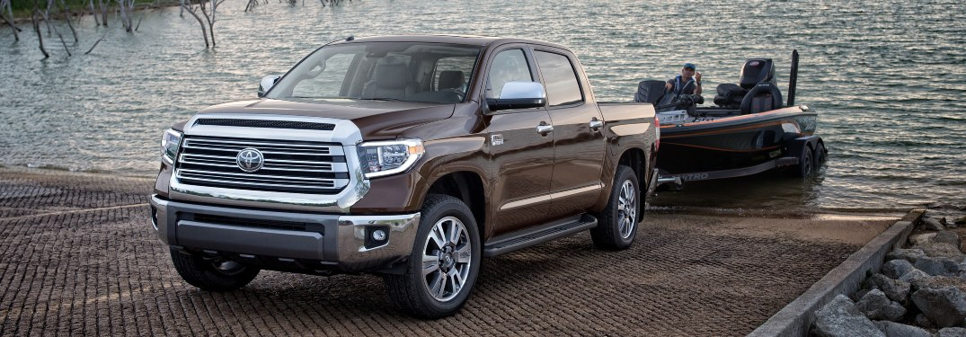 How much can the 2020 Toyota Tundra pull?