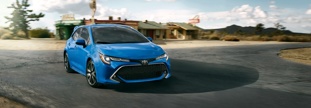 Should I get a Corolla sedan or a hatchback?