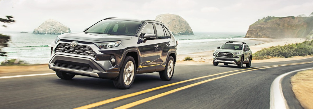 What safety features does the 2020 RAV4 have?