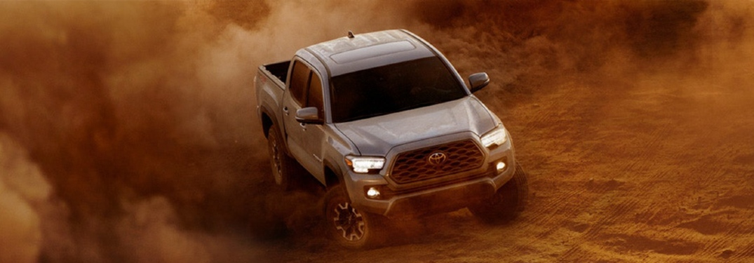 What's the best color for the 2020 Toyota Tacoma?