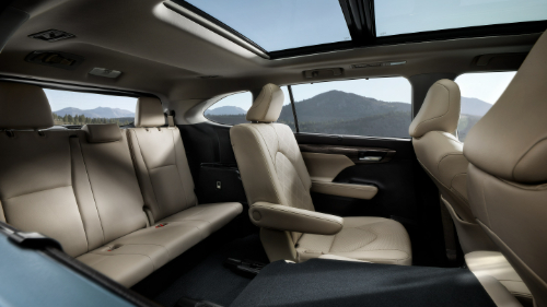 Does The 2020 Highlander Have Captain S Chairs Seating Options
