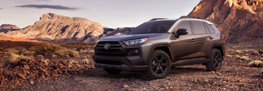 What does TV-AWD on a RAV4 mean?