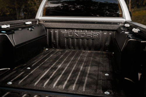 2021 Tundra special edition in-bed storage boxes