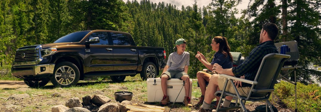 What's new on the 2021 Toyota Tundra?