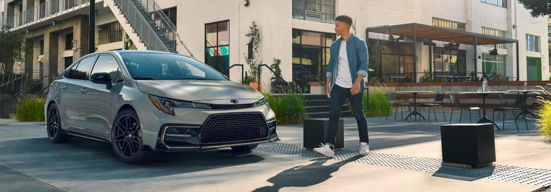Does the 2021 Toyota Corolla have remote start?