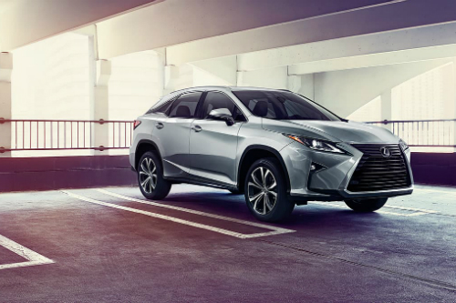 What Packages Are Available For The 2020 Lexus Rx 350 Earnhardt Lexus
