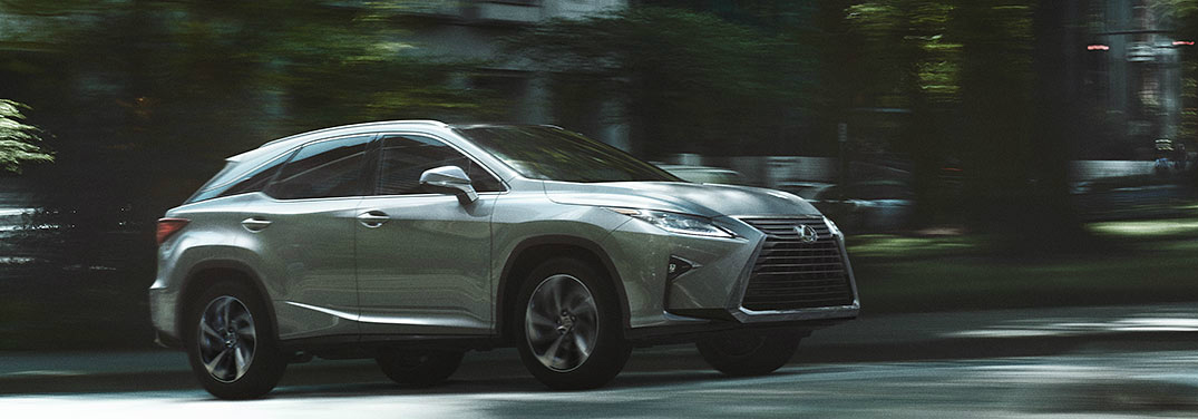 2020 Lexus Rx 350 Red Interior