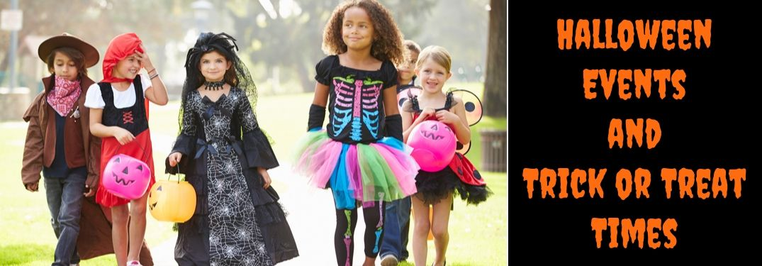 Halloween Events Phoenix 10 26 2020 What Time is Halloween Trick or Treating in the Phoenix Area