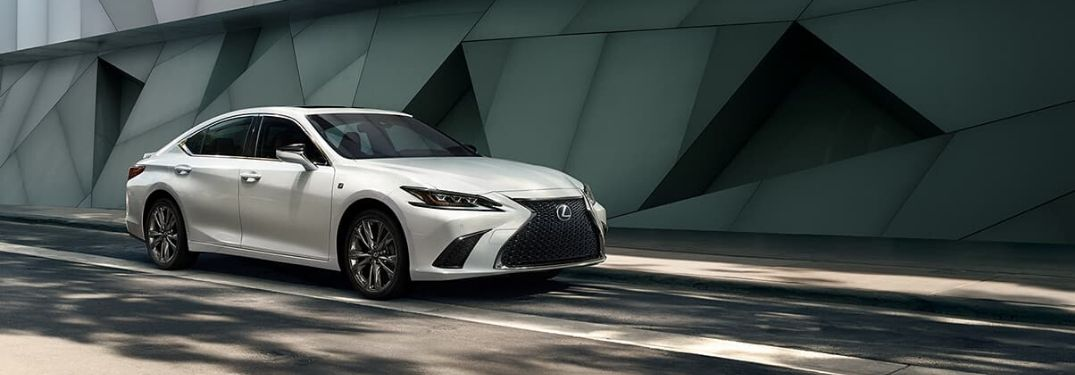 What Are the 2020 Lexus ES Trim Levels and Prices?