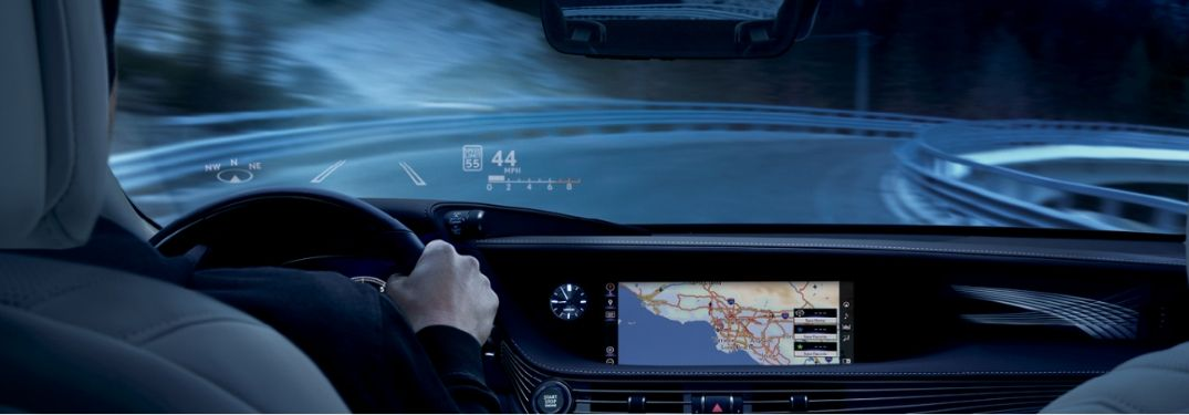 Step-By-Step Instructions to Set Up and Use the Lexus Head-Up Display Feature