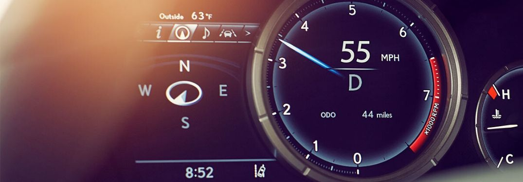 What Are Common Lexus Dashboard Warning Lights and Indicators?