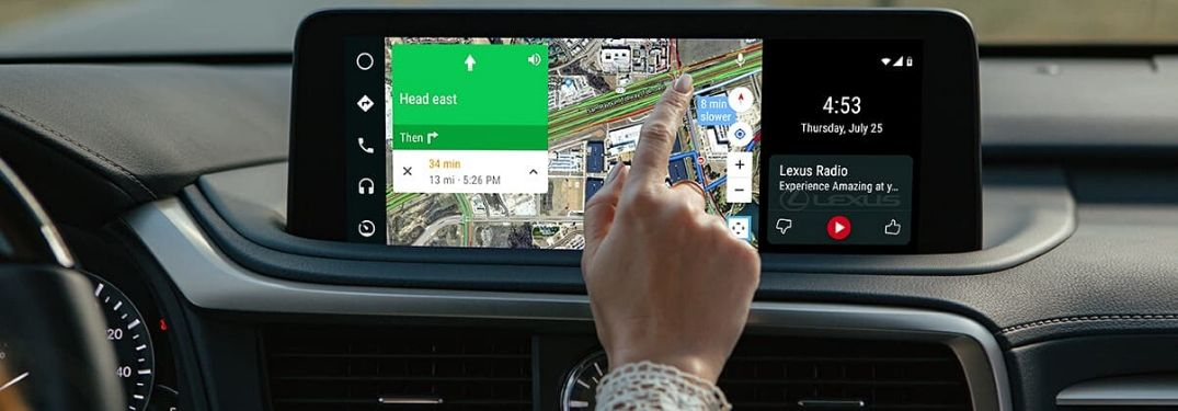 Step-By-Step Instructions To Use Android Auto in Your Lexus