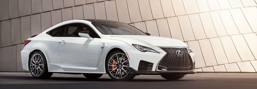 How Many Colors Does the High-Performance 2020 Lexus RC F Come In?