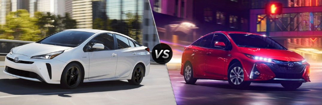 What are the Differences Between the 2020 Toyota Prius and Prius Prime?