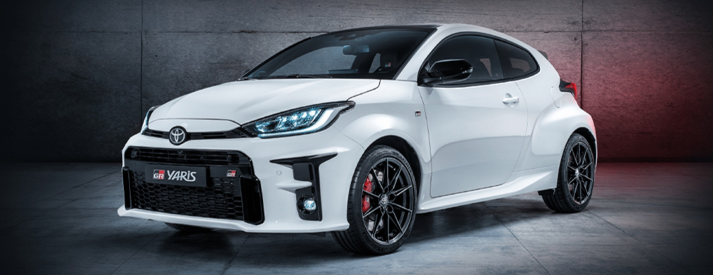 What is the Toyota GR Yaris from TOYOTA GAZOO Racing?