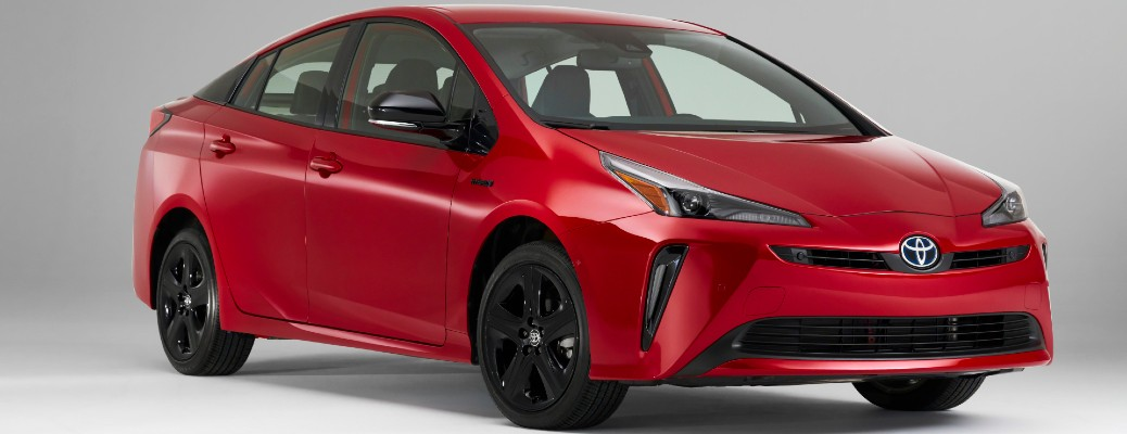 Toyota Debuts Toyota Prius 2020 Edition for 20th Anniversary