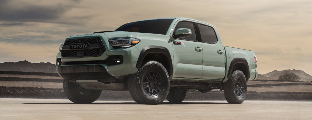 Are there any special edition versions of the Tacoma for 2021?