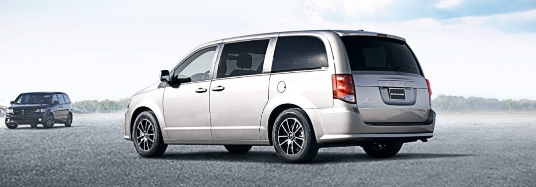 Interior And Cargo Features In The 2019 Dodge Grand Caravan