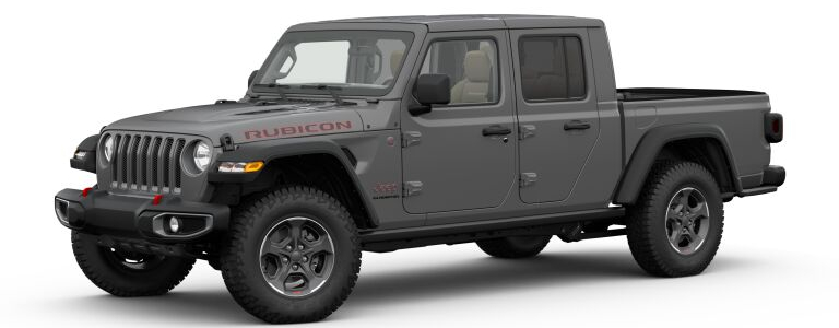 2020 Jeep Gladiator Sting-Gray side view