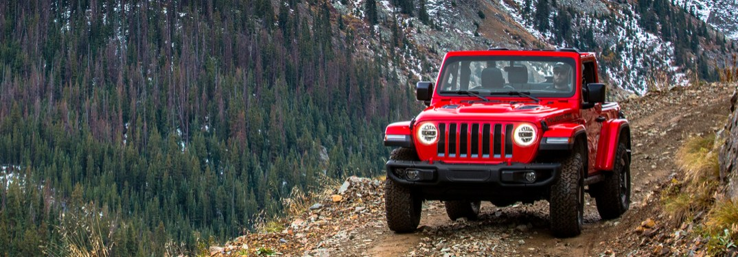 Is the 2020 Jeep Wrangler available with a diesel?