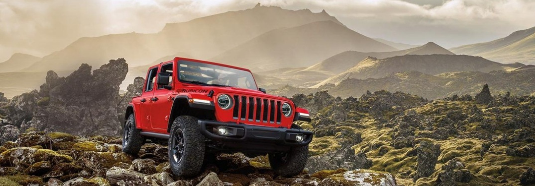 Approach And Departure Angle For The Wrangler And Gladiator Albany Cdjr