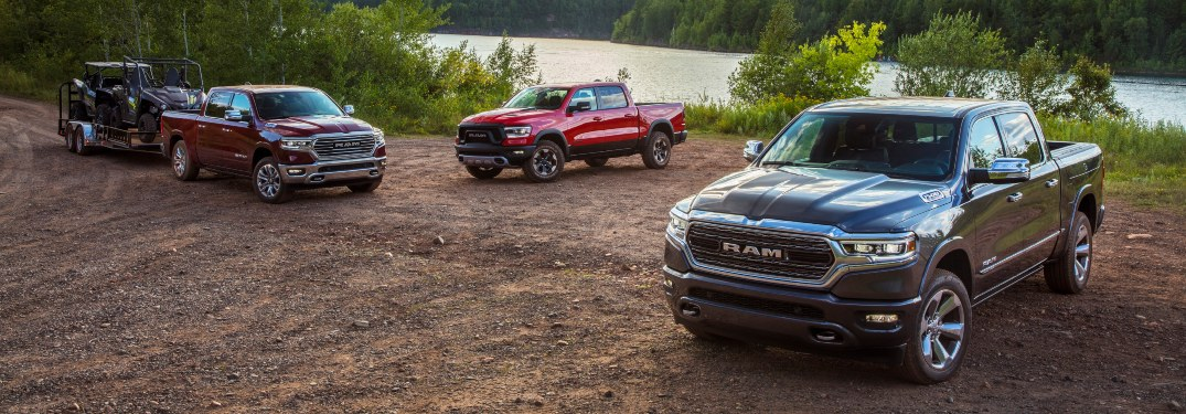 How far can the 2020 RAM 1500 EcoDiesel go on a tank of fuel?