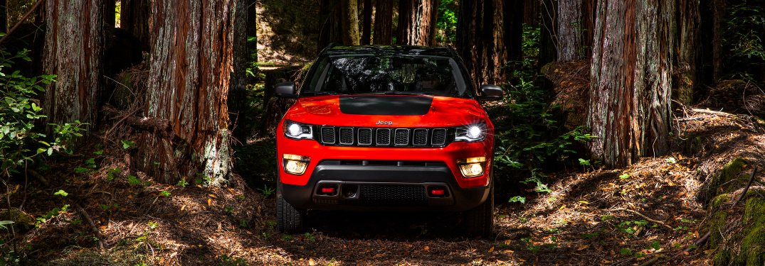 Feature changes for the 2020 Jeep Compass