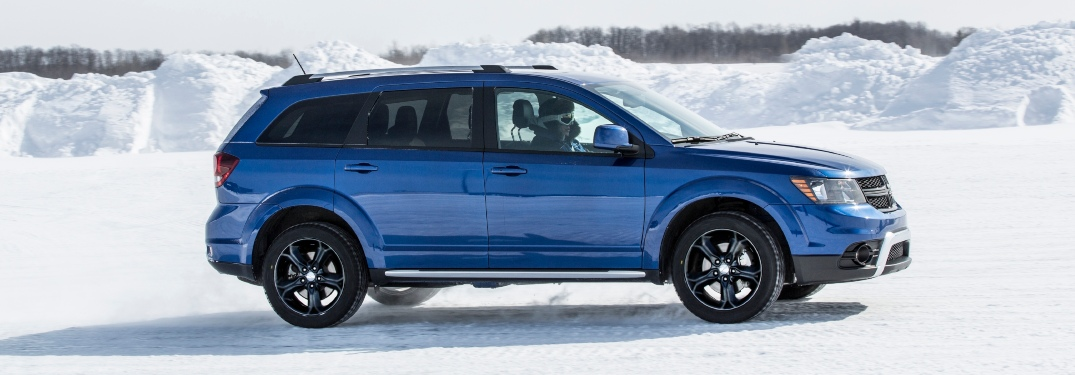 Features of the 2020 Dodge Journey