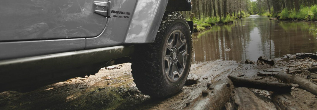 Which Jeep models have four-wheel drive?