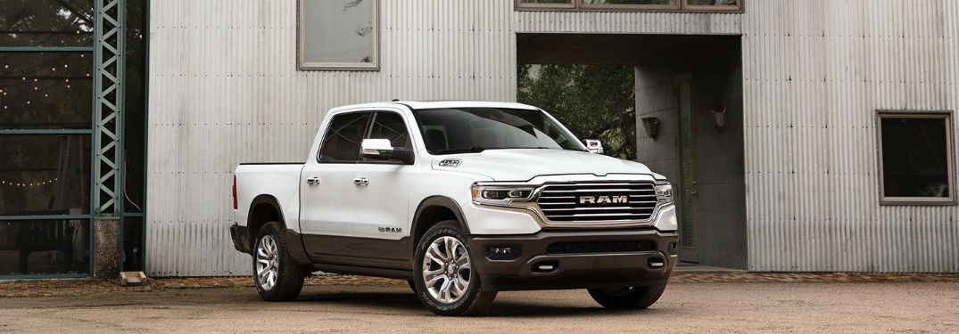 What are the 2020 RAM 1500 safety and security features?