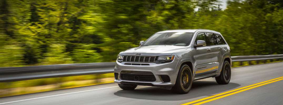 Take an early peek at what the 2020 Grand Cherokee has to offer