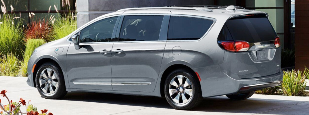 How Much Can I Store In The 2020 Chrysler Pacifica?