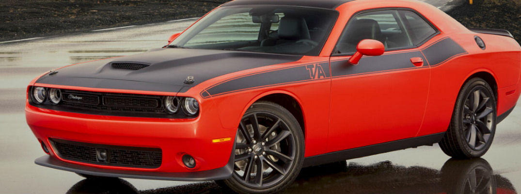 The Customizable Exterior Of The 2020 Dodge Challenger