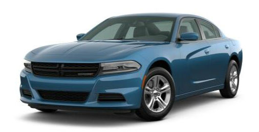 2020 Dodge Charger Frostbite