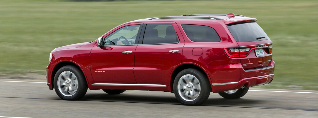 How Much Space Does The 2020 Dodge Durango Offer?