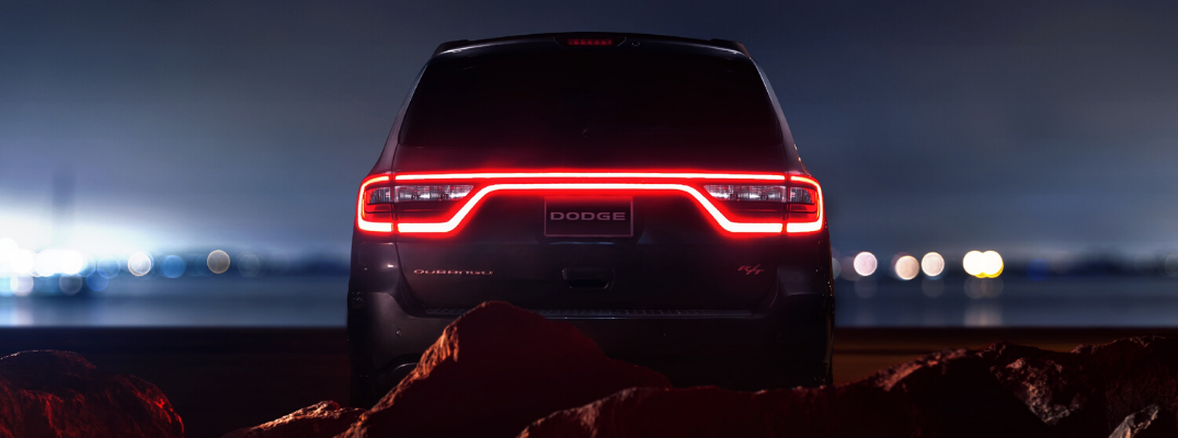 How Many Engine Options Are Available in the 2020 Dodge Durango?