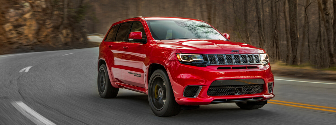 How Many Colors Does the 2020 Jeep Grand Cherokee Come In?