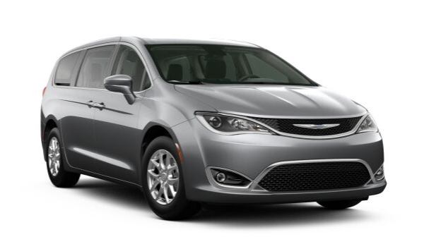 2020 Chrysler Pacifica Billet Silver Metallic