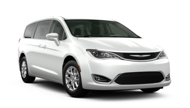2020 Chrysler Pacifica Bright White
