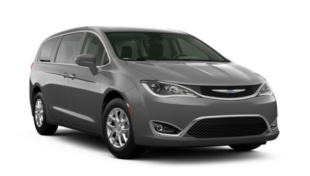 2020 Chrysler Pacifica Ceramic Gray