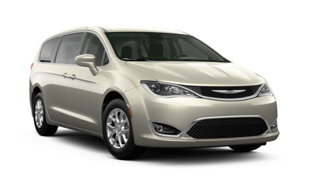 2020 Chrysler Pacifica Luxury White