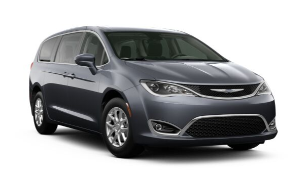 2020 Chrysler Pacifica Maximum Steel Metallic