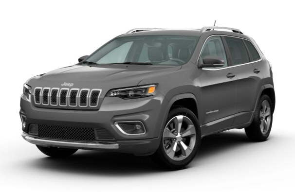 2020 Jeep Cherokee Limited Sting-Gray
