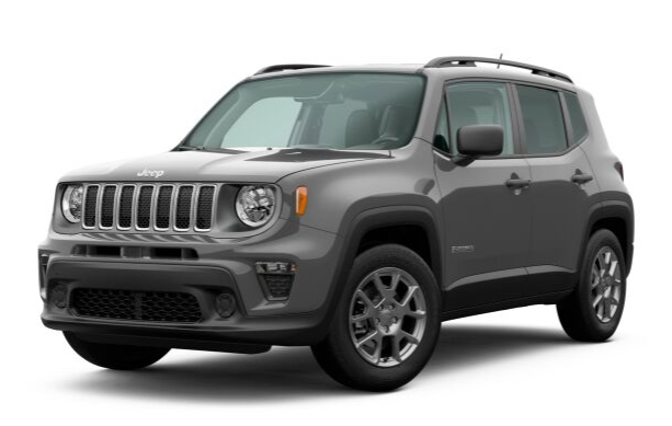 2020 Jeep Renegade in Sting-Gray