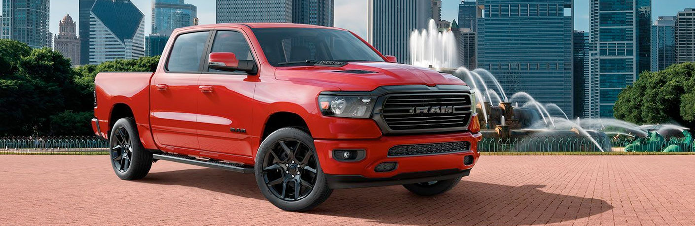 Comparing the 2020 Ram 1500 and Ram 1500 Classic Trucks