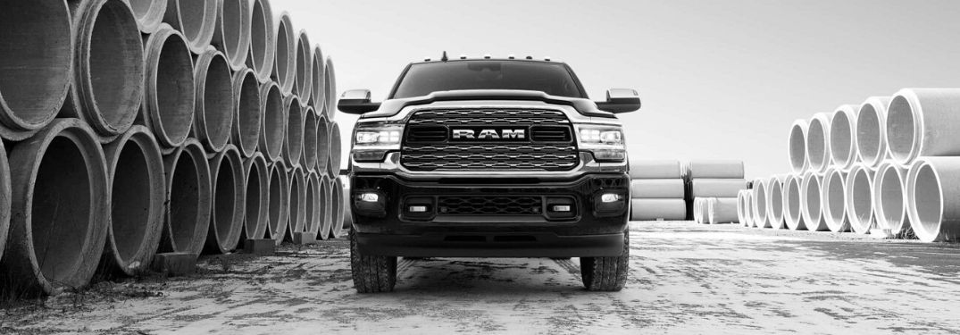 How Many Colors Does the 2020 Ram 2500 Heavy Duty Come In?