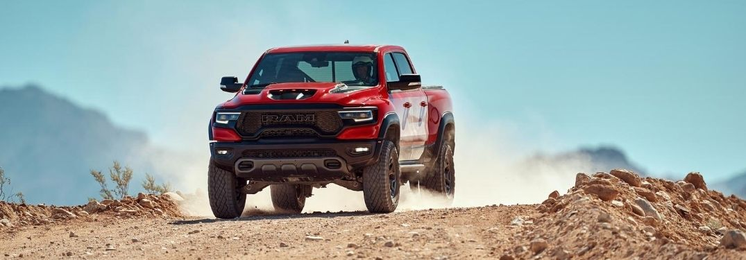 Guide to 2021 Ram 1500 TRX Off-Road and Performance Features