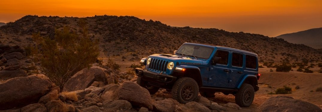 470-Horsepower 2021 Jeep Wrangler Rubicon 392 Names Most Capable Jeep Wrangler To Date