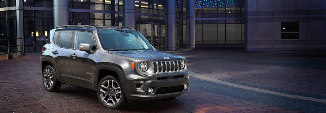 Exterior Color Options Of The 2019 Jeep Renegade