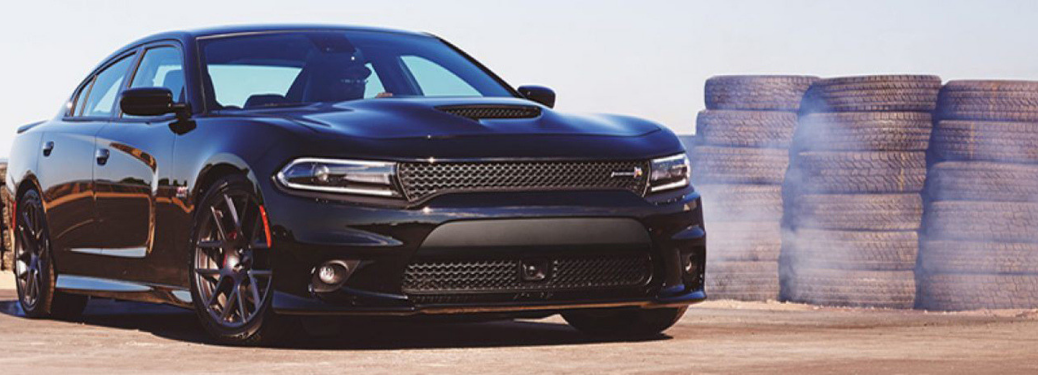 2019 Dodge Charger parked outside